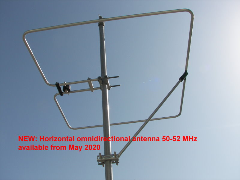 50 MHz HALO antenna from BaMaTech