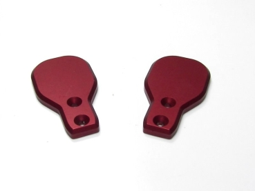 Paddles for BaMaKeY TP-II or for self-made Twin Paddle keys